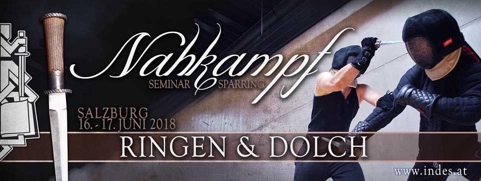 Seminar Nahkampf - Ringen und Dolch @ Sportzentrum Mitte | Salzburg | Salzburg | Österreich