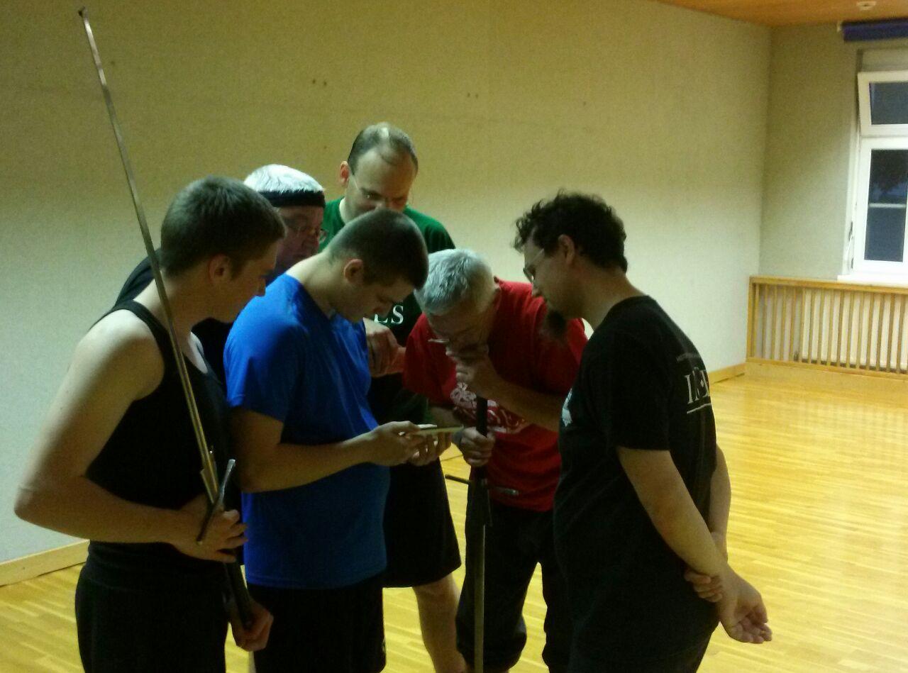 Trainingsgruppenbericht Niederösterreich/Korneuburg 2017