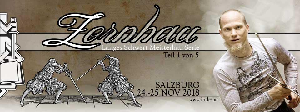 Seminar Zornhau - Meisterhauserie Teil 1 @ Sportzentrum Mitte | Salzburg | Salzburg | Österreich