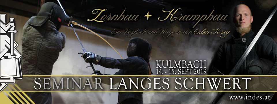 Seminar Langes Schwert Kulmbach @ Turnhalle des CVG (Caspar - Vischer-Gymnasium) | Kulmbach | Bayern | Deutschland