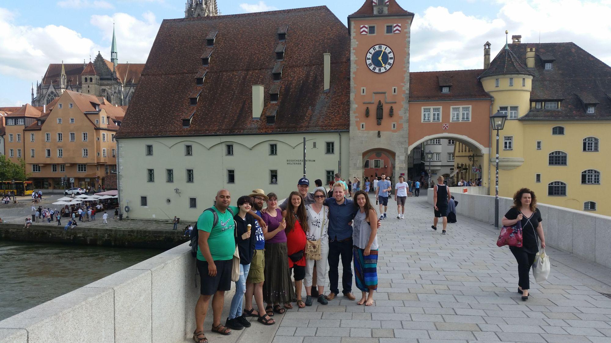 Rätselsburg, oder die Stadt deren Name nicht genannt werden darf.