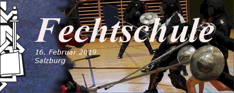 Fechtschule 2019 @ Sportzentrum Mitte   Salzburg   Salzburg   Österreich