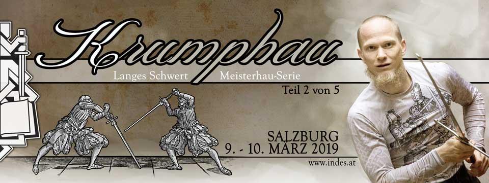 Seminar Krumphau - Meisterhauserie Teil 2 @ Sportzentrum Mitte | Salzburg | Salzburg | Österreich