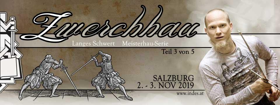 Seminar Zwerchhau - Meisterhauserie Teil 3 @ Sportzentrum Mitte | Salzburg | Salzburg | Österreich
