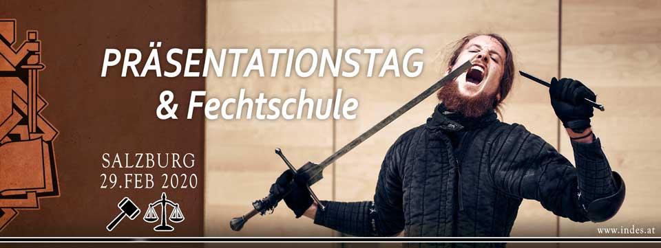 INDES Präsentationstag & Fechtschule @ VS Nonntal | Salzburg | Salzburg | Österreich