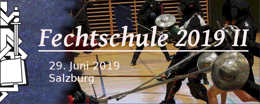 Fechtschule 2019 II
