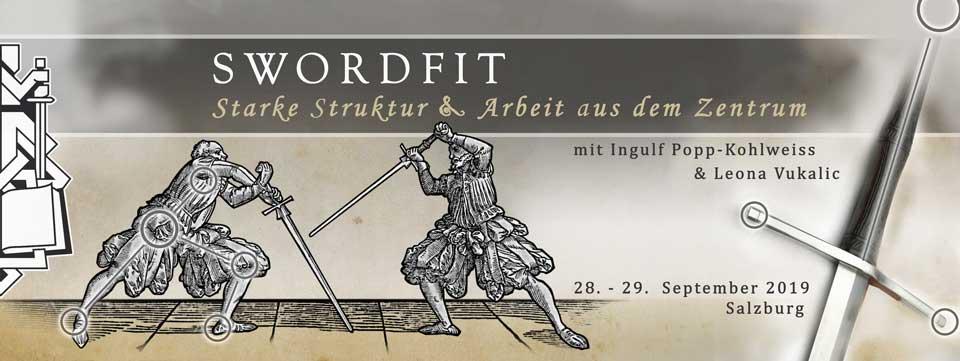 SWORDFIT 2019 @ Gymhalle - Sportzentrum Mitte | Salzburg | Österreich