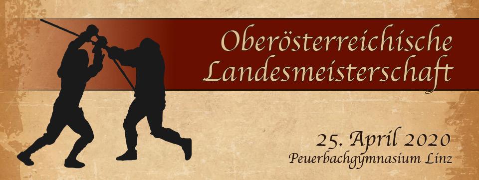 Oberösterreichische Landesmeisterschaft (OÖLM) 2020 @ Peuerbachgymnasium Linz | Linz | Oberösterreich | Österreich