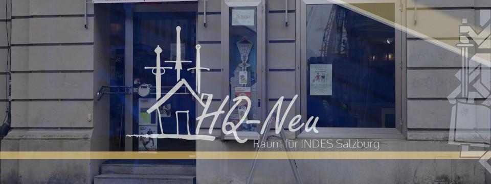 INDES HQ: Staffel 1: ein Lehrstück in fünf Akten 1