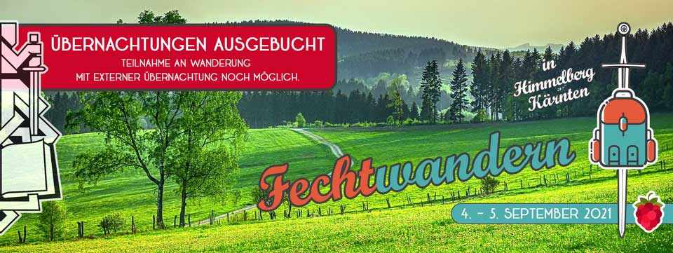 Fechtwandern Himmelberg @ Himmelberg und Umgebung   Sonnleiten   Kärnten   Österreich